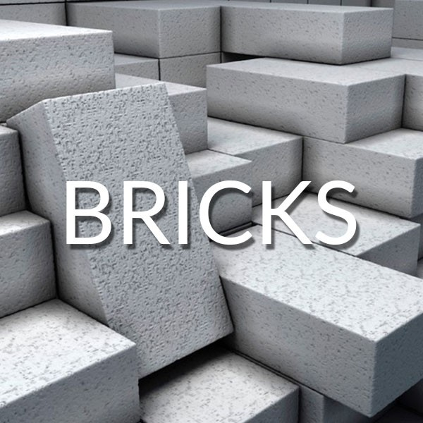Maxi Cement Bricks: BRICK IT